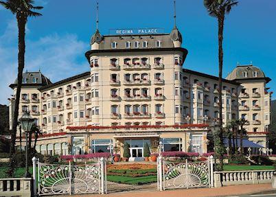 Regina Palace Hotel, Stresa