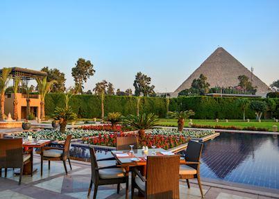 The Marriott Marriott Mena House Hotel, Cairo