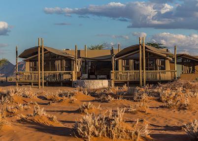 Junior suite at Sossusvlei Lodge
