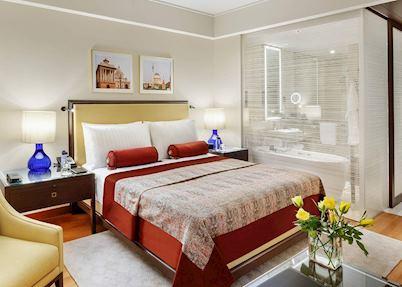 Deluxe room, Oberoi New Delhi