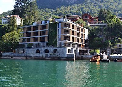 Il Sereno Hotel, Torno