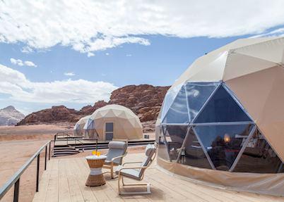 Sun City Camp, Wadi Rum