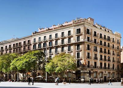 Hotel Colón, Barcelona