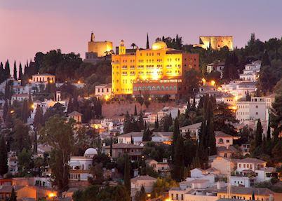 Hotel Alhambra Palace, Granada