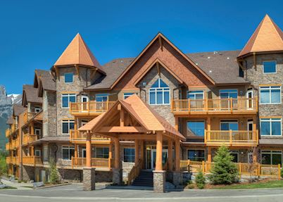 Stoneridge Mountain Resort, Canmore