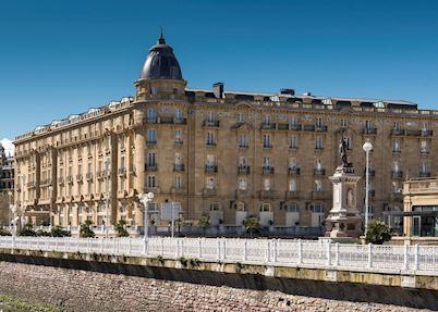 Hotel Maria Cristina, San Sebastián
