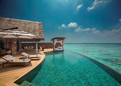 Ocean residence, Milaidhoo Island Maldives, Maldive Island