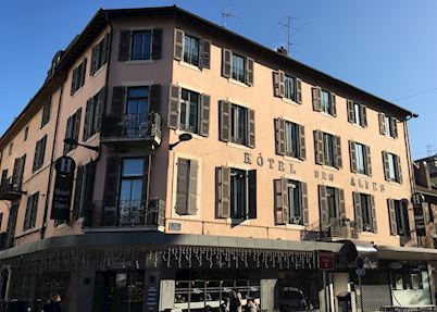Hôtel des Alpes, Annecy