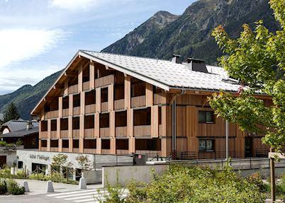 Hôtel l'Héliopic, Chamonix