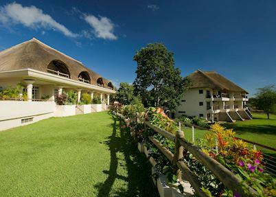 Ilala Lodge, Victoria Falls Town, Zimbabwe