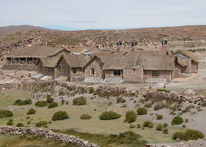 Stone Hotel, San Pedro de Quemez