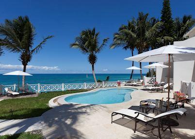 Pelican House pool, Blue Waters Resort, Antigua