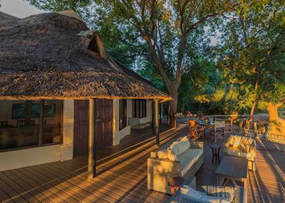 Robin's House, South Luangwa National Park