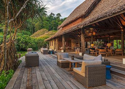 Wa Ale Resort Bar