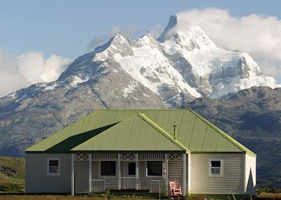 Cabin at Estancia Cristina