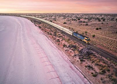 The Indian Pacific
