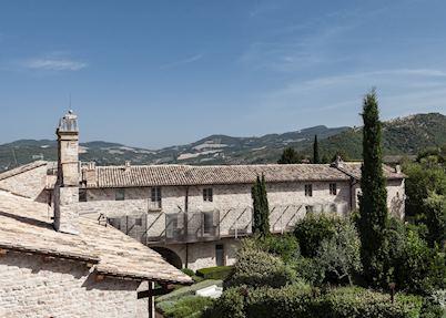 Nun Assisi Relais, Assisi