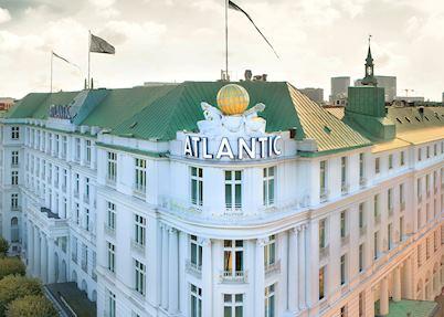 Hotel Atlantic exterior