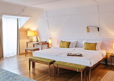 Louis Hotel, Suite