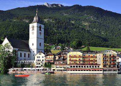 Romantik Hotel Weissen Rossl
