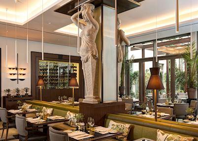 La Banca Restaurant, Rocco Forte Hotel de Rome