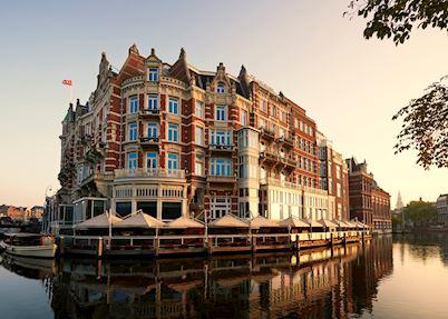 De L'Europe, Amsterdam