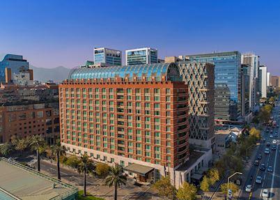 The Ritz Carlton Santiago