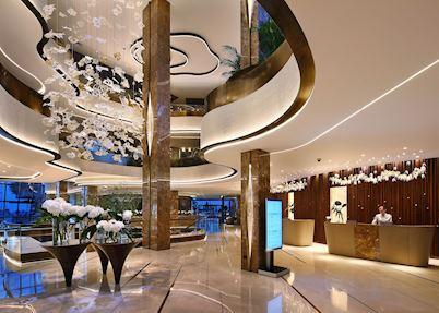 Lobby, Four Seasons Limassol