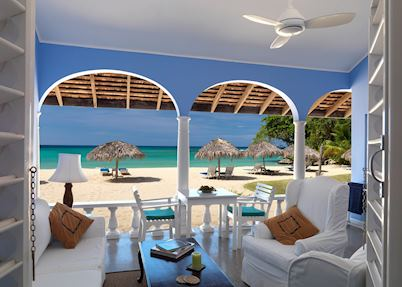 Premier verandah suite