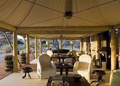 Onguma Tented Camp, Etosha National Park