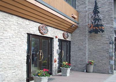 Park Place Inn, Jasper