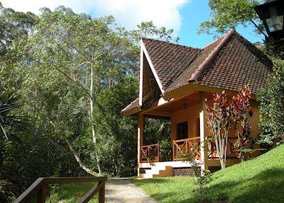 Cottage, Vakona Forest Lodge