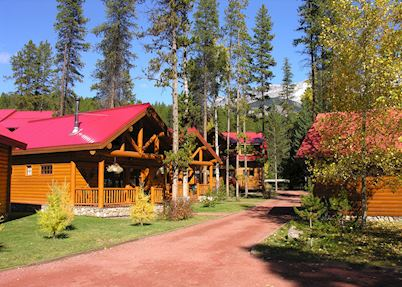 Baker Creek Chalets, Lake Louise