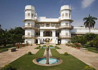 Usha Kiran Palace Hotel, Gwalior