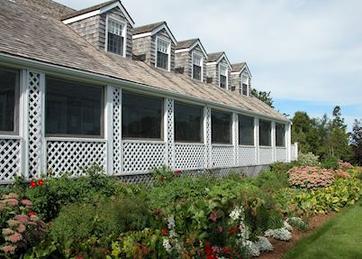 The Inn at Bay Fortune, Bay Fortune