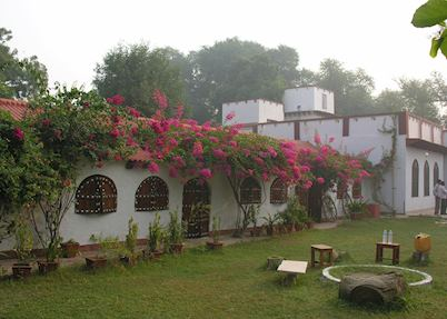 Mela Kothi - Chambal Safari Lodge, Chambal Sanctuary