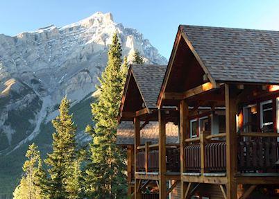 Buffalo Mountain Lodge, Banff
