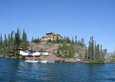 Blachford Lake Lodge, Blachford Lake