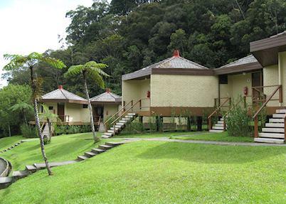 Hill Lodges, Kinabalu National Park
