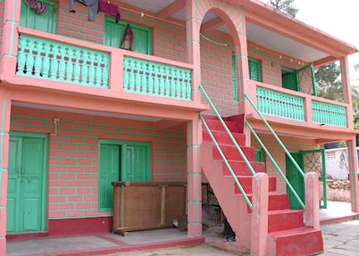 Alai village house, Almora