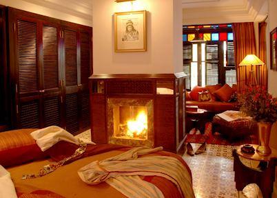 Suite, Heure Bleue Palais, Essaouira