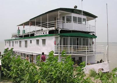 RV Charaidew (cruise boat), Guwahati