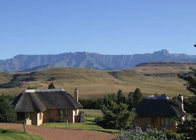 Montusi Mountain Lodge, Royal Natal National Park