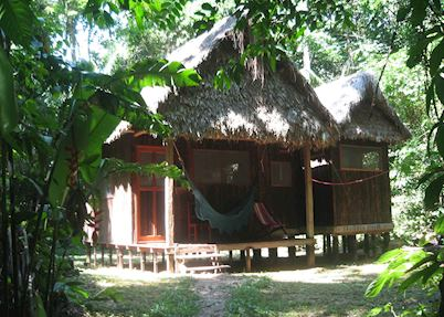 Chalalan Eco Lodge