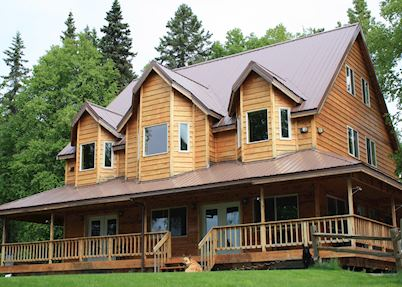Susitna River Lodging, Talkeetna