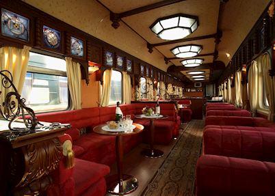 Bar car, GW Trans-Siberian Express