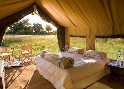 Chobe Under Canvas Camp, Chobe National Park