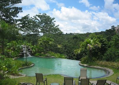 Sarapiquis Rainforest Lodge (Formerly Centro Neotropico)