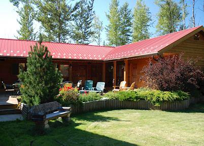 Blue Grouse Country Inn, Wells Gray Provincial Park