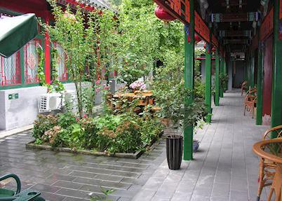 Double Happiness Courtyard Hotel, Beijing